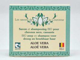 Savonnette & shampooing à l'Aloe Vera