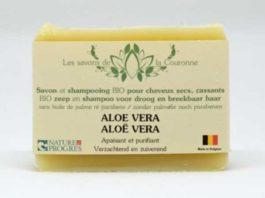 Savon & shampooing à l'Aloe Vera