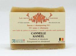 Savon & shampooing à la Cannelle