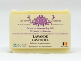 Savon & shampooing à la Lavande