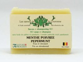 Savon & shampooing à la Menthe Poivrée