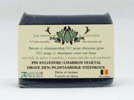 Savon & shampooing au Pin Sylvestre et au Charbon Végétal
