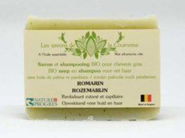 Savon & shampooing au Romarin